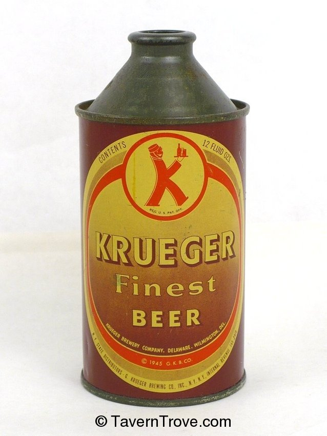 Krueger Finest Beer