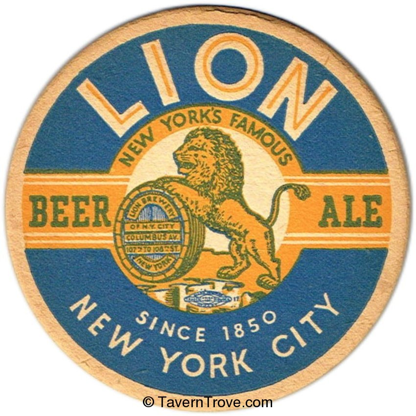 Lion Beer/Ale