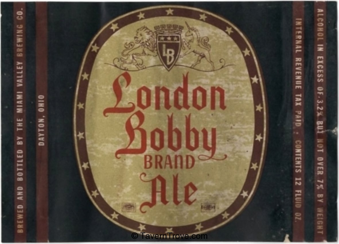 London Bobby Ale