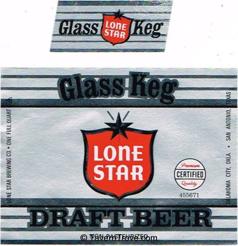 Lone Star Draft Beer