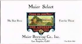 Maier Select Brew