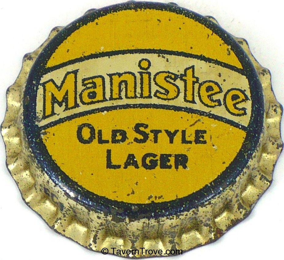 Manistee Old Style Lager Beer
