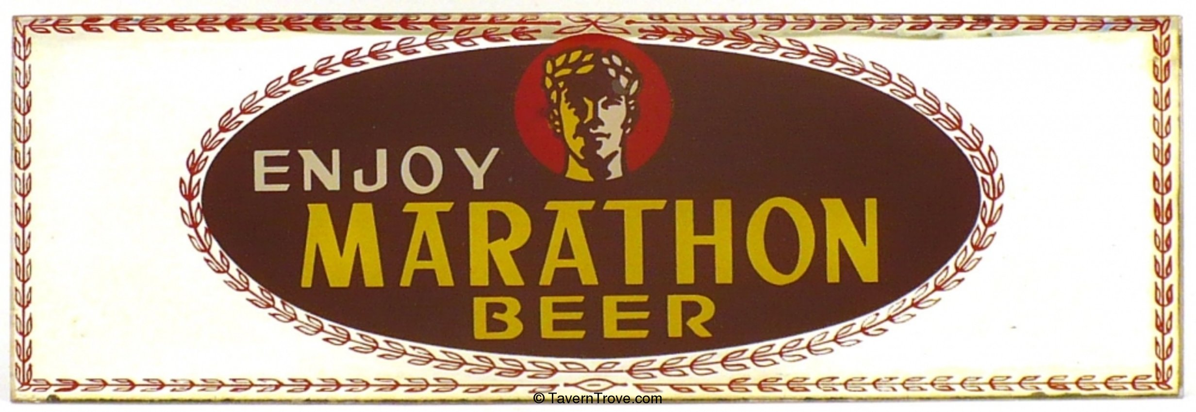 Marathon Old Lager mirror