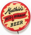 Mathie's Red Ribbon Beer