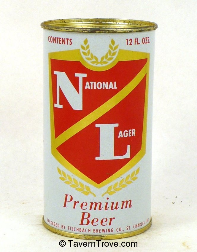 National Lager Premium Beer
