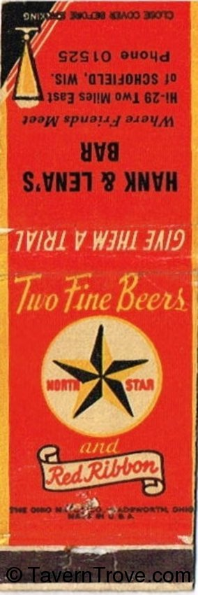 North Star/Red Ribbon Beers