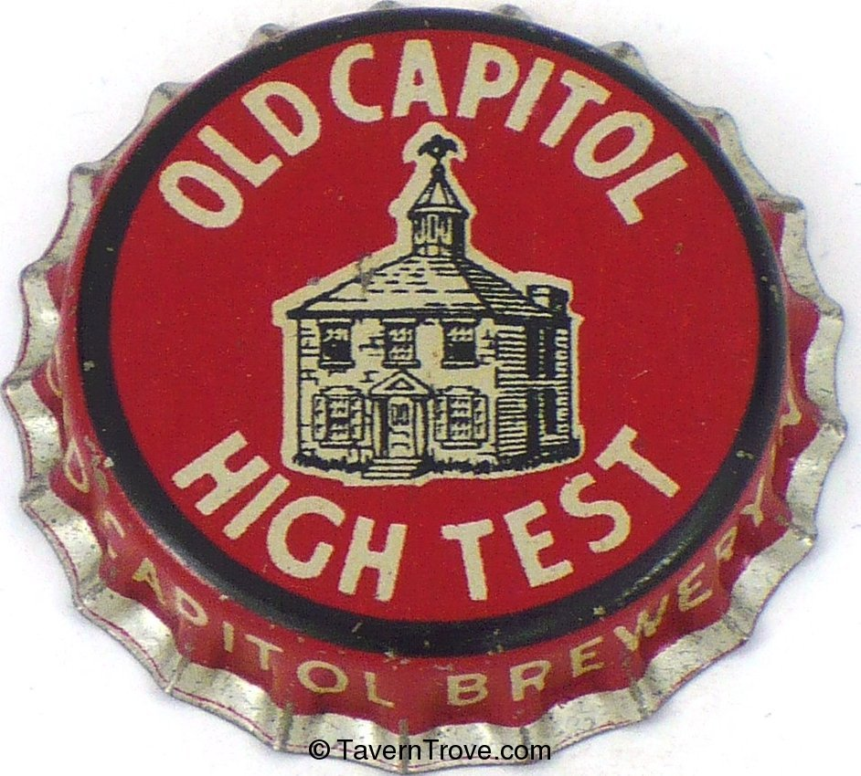 Old Capitol High Test Beer