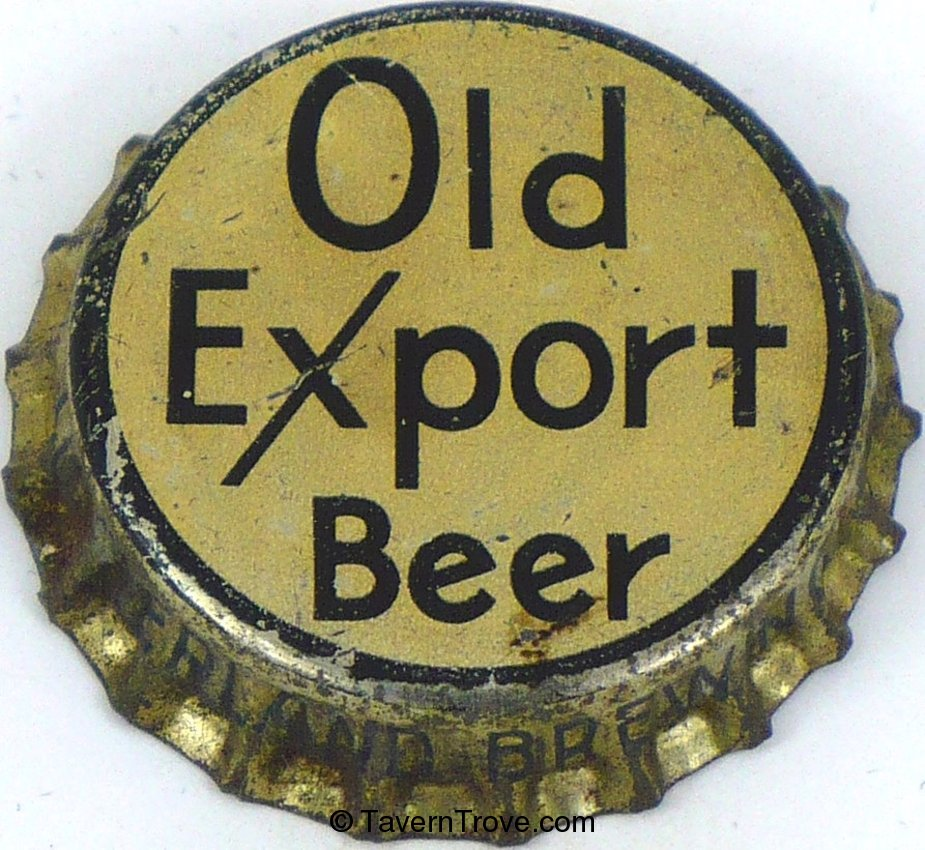 Old Export Beer