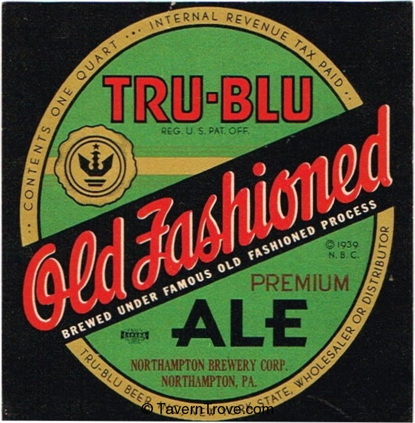 Old Fashioned Beer