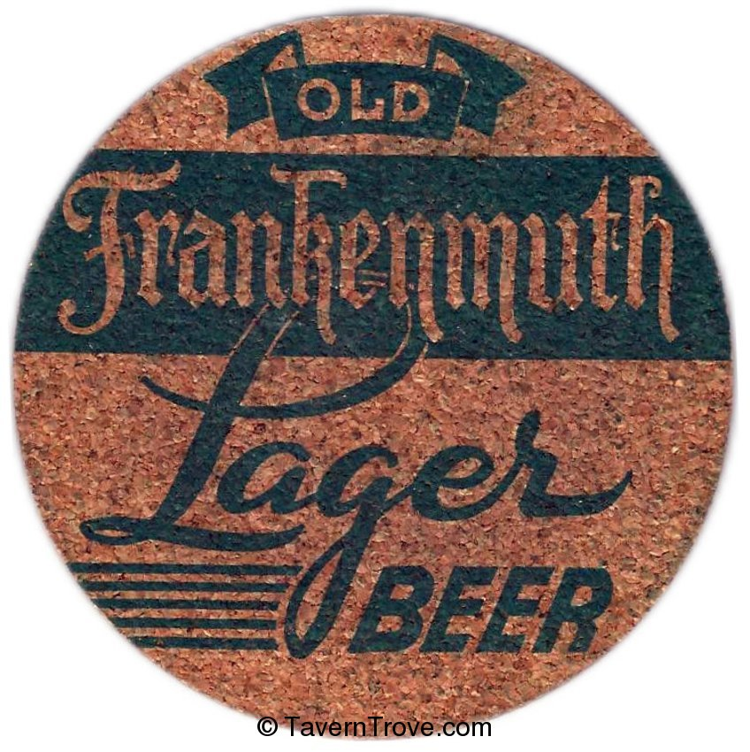 Old Frankenmuth Lager Beer