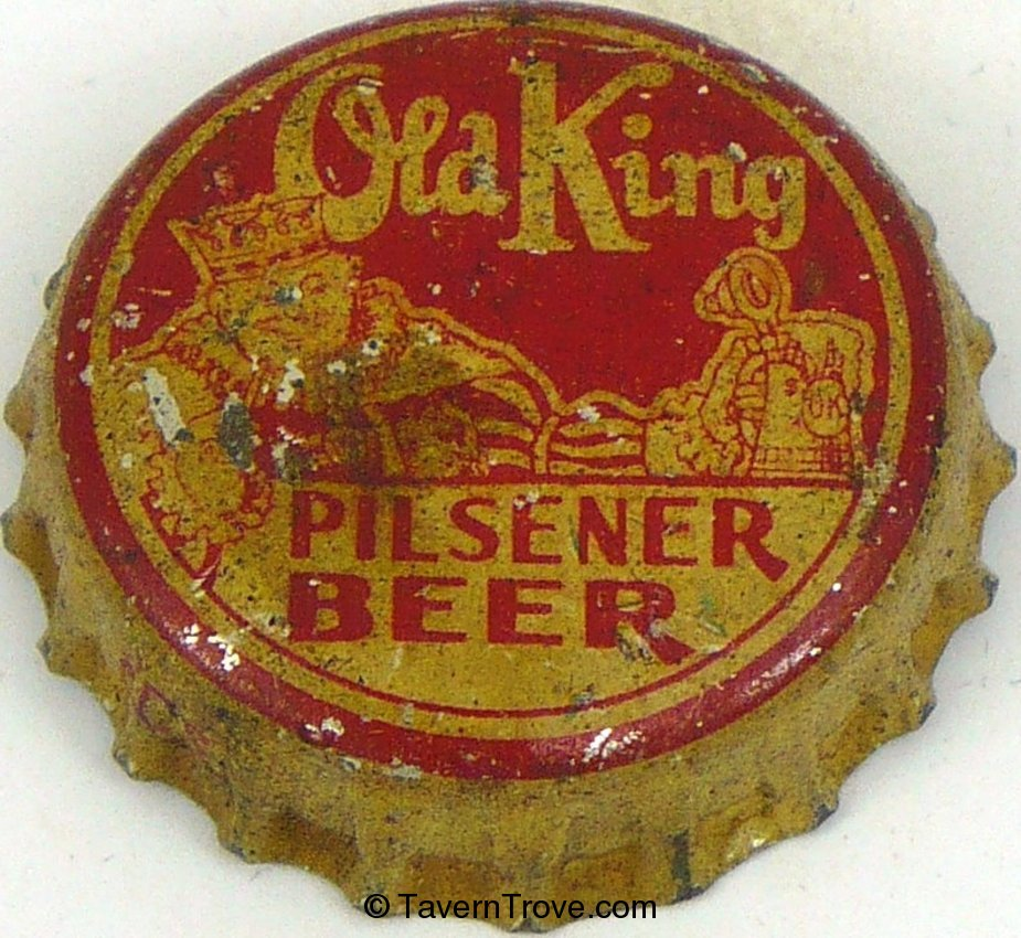 Old King Pilsener Beer