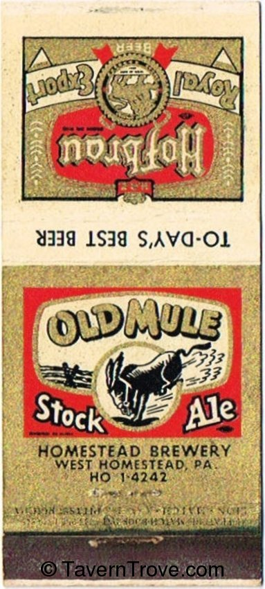 Old Mule Stock Ale