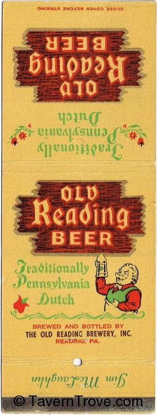 Old Reading Beer Giant Feature