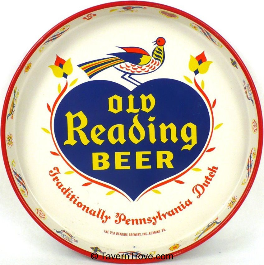 Old Reading Beer