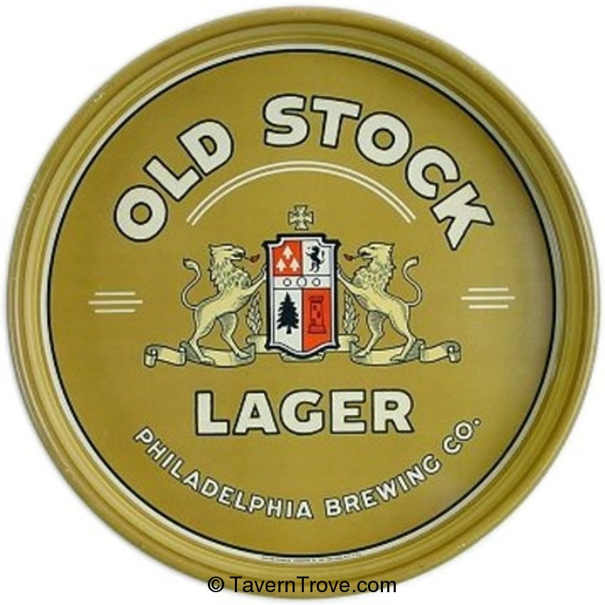 Old Stock Lager Beer
