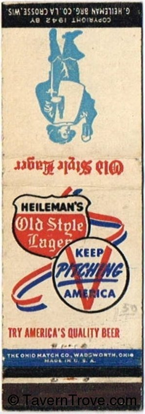 Old Style Lager Beer