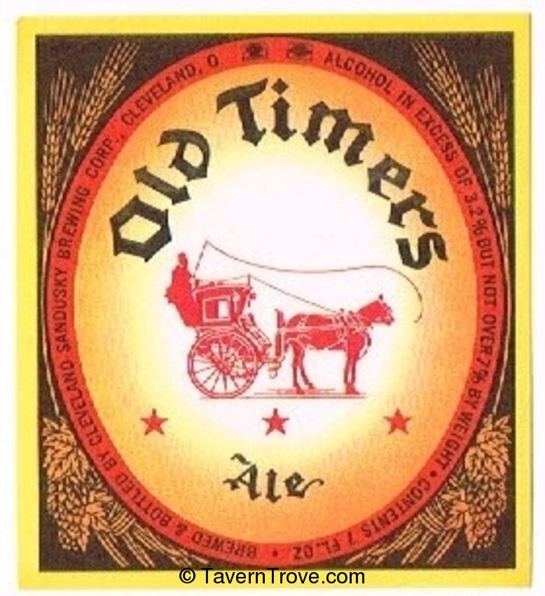 Old Timers Ale