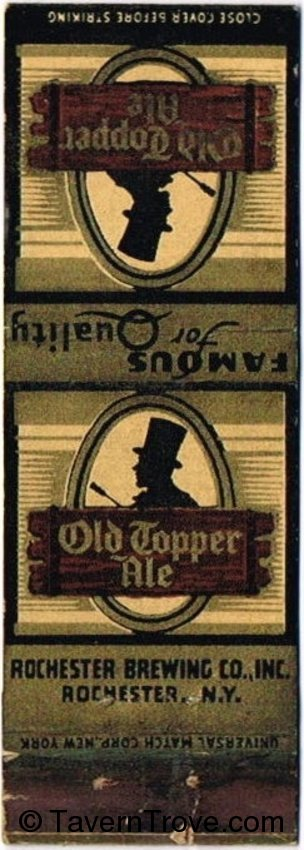 Old Topper Ale