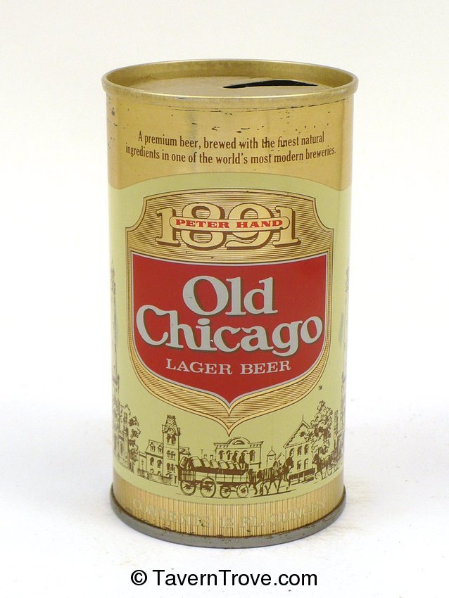 Old Chicago Lager Beer