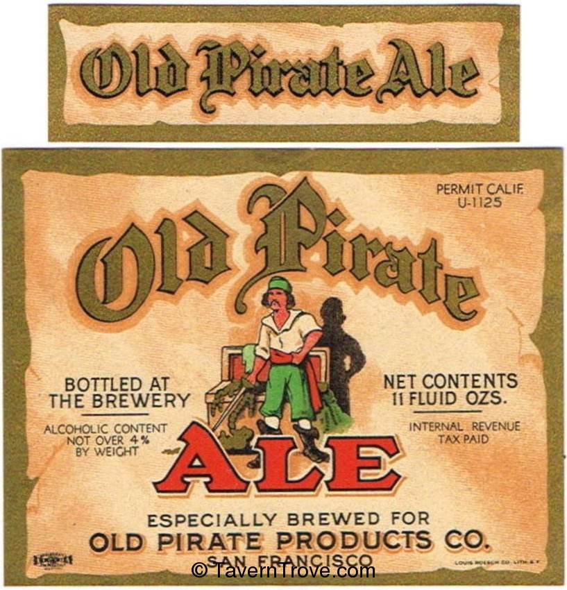 Old Pirate Ale