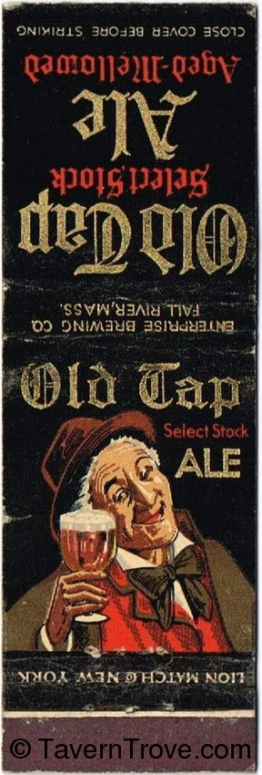 Old Tap Select Stock Ale