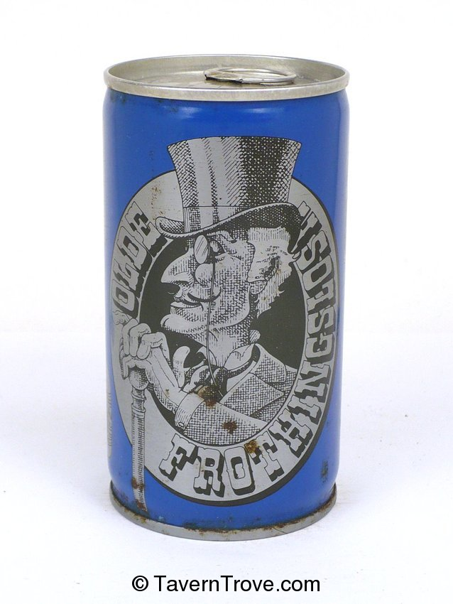 Olde Frothingslosh Beer (blue)