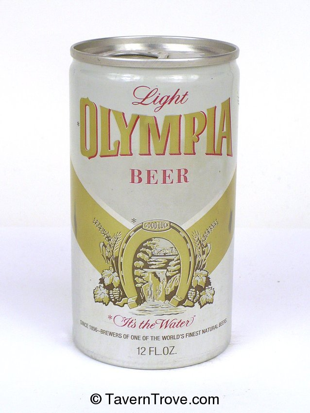 Olympia Light Beer (test)