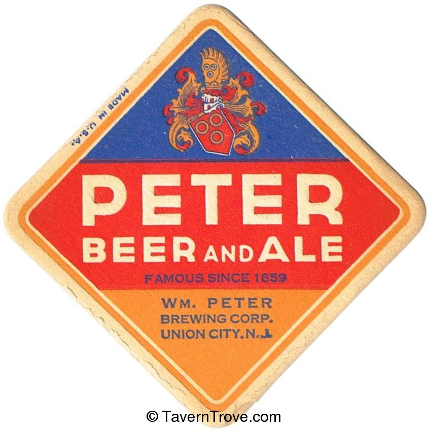 Peter Beer/Ale