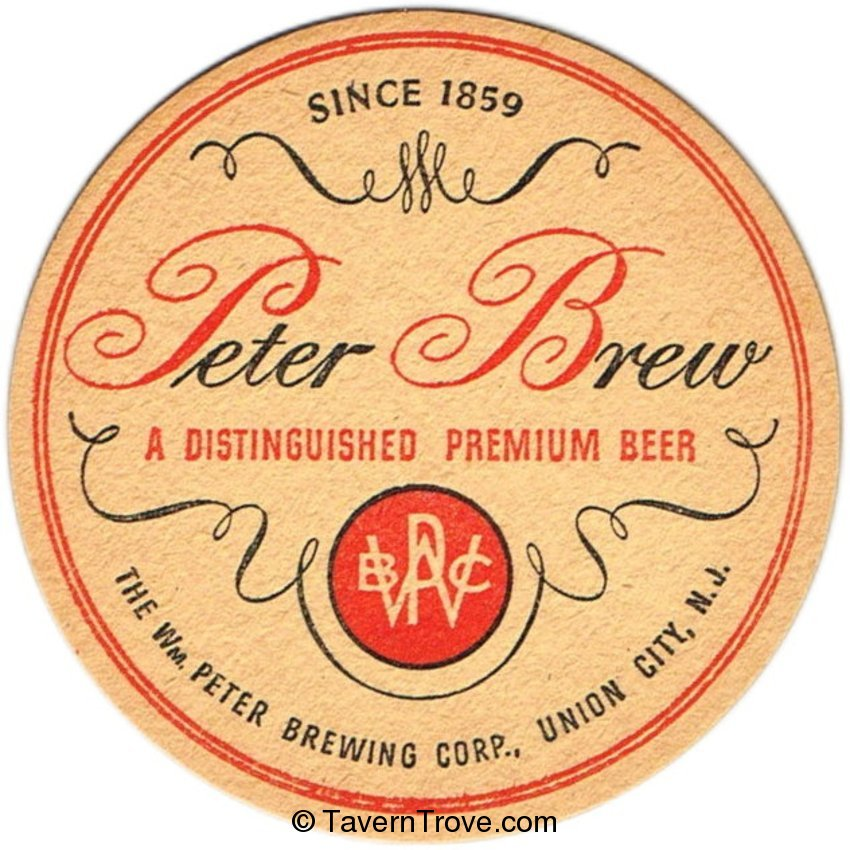 Peter Brew Beer