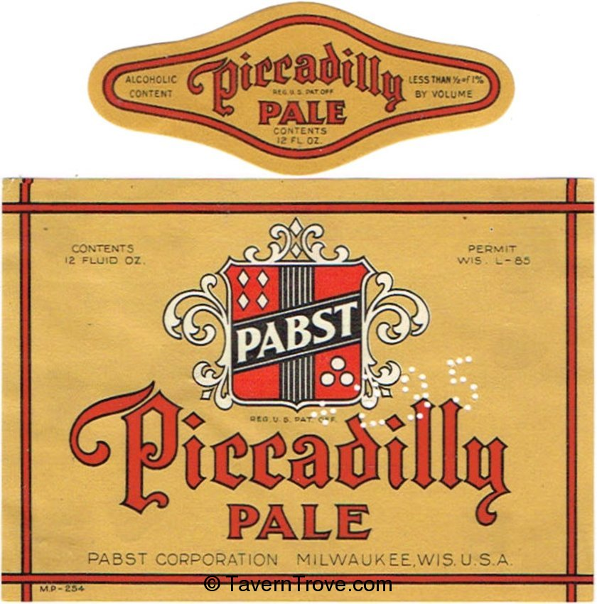 Piccadilly Pale