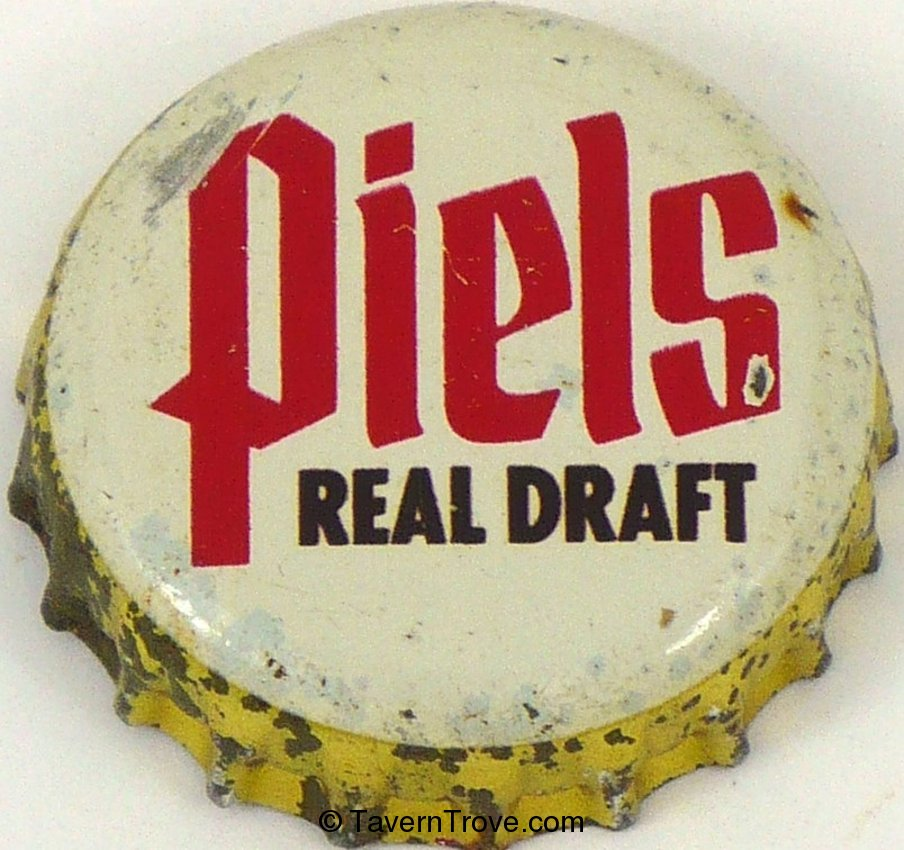 Piels Real Draft Beer