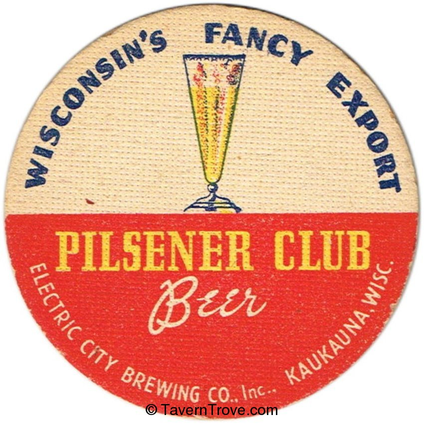 Pilsener Club Beer