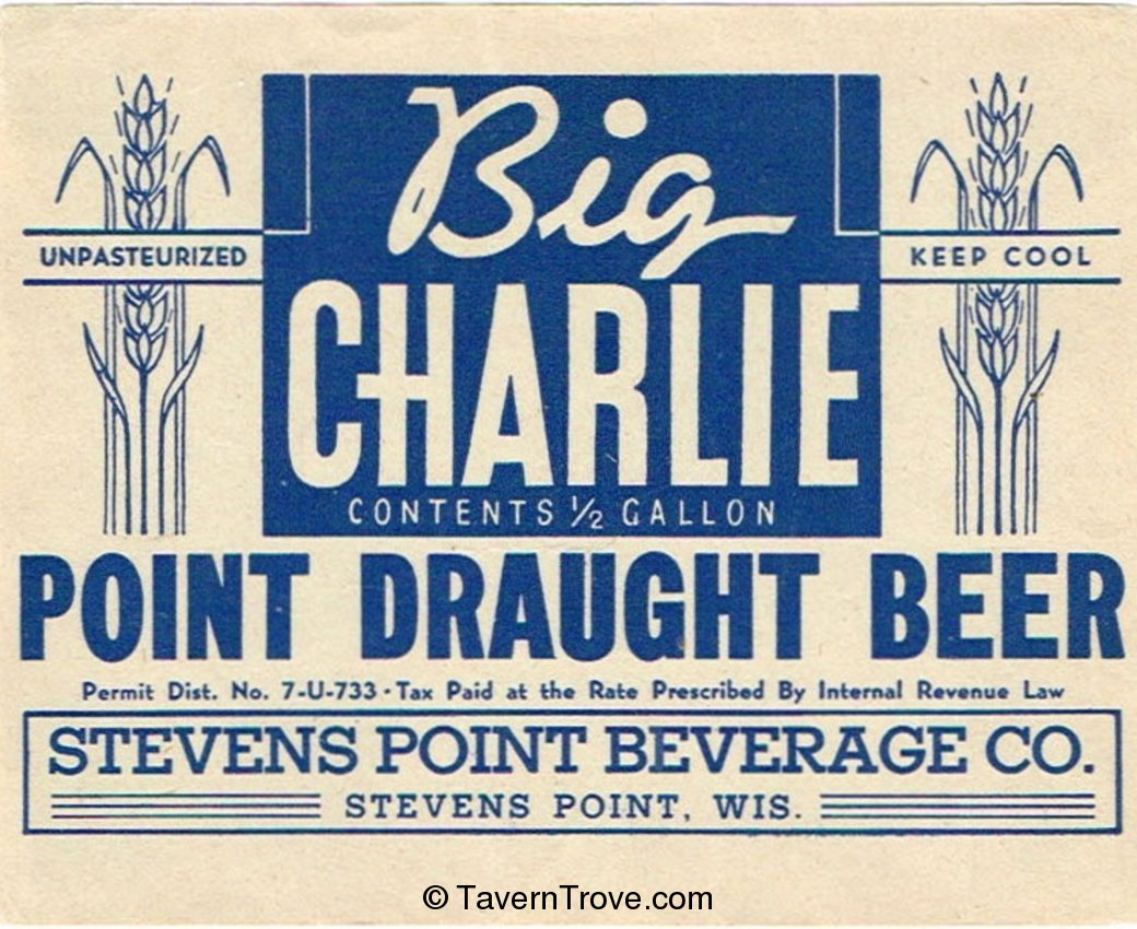 Point Draught Beer