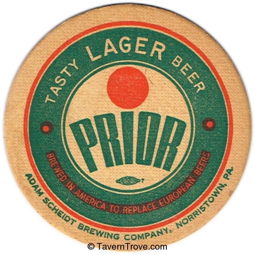 Prior Lager Beer