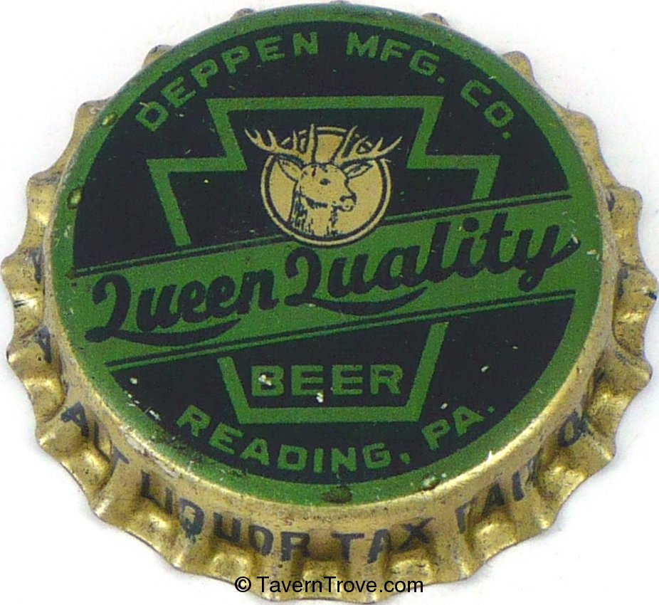 Queen Quality Beer ~PA pint tax