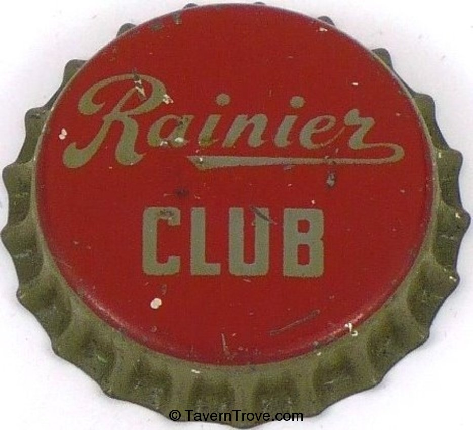 Rainier Club Beer
