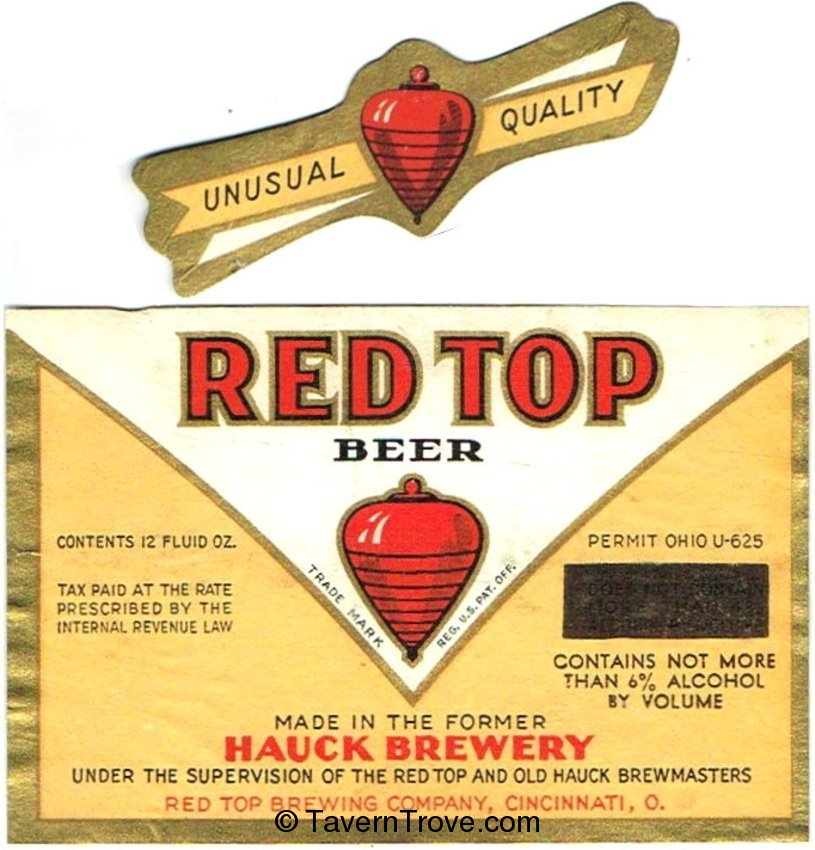 Red Top Beer