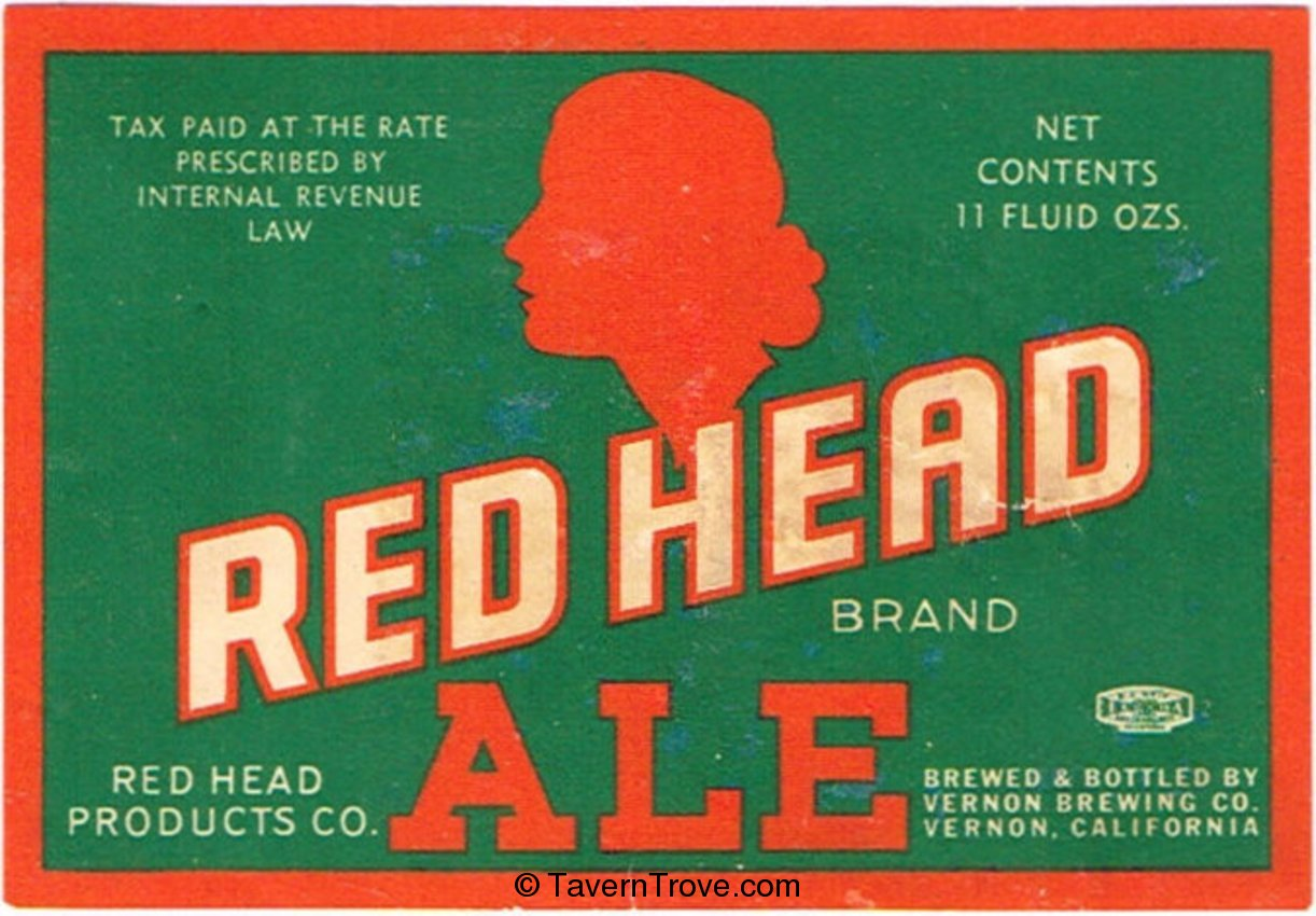Red Head Ale