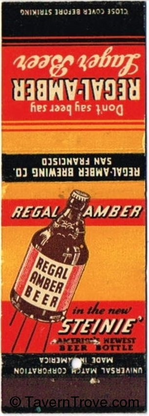 Regal Amber Beer