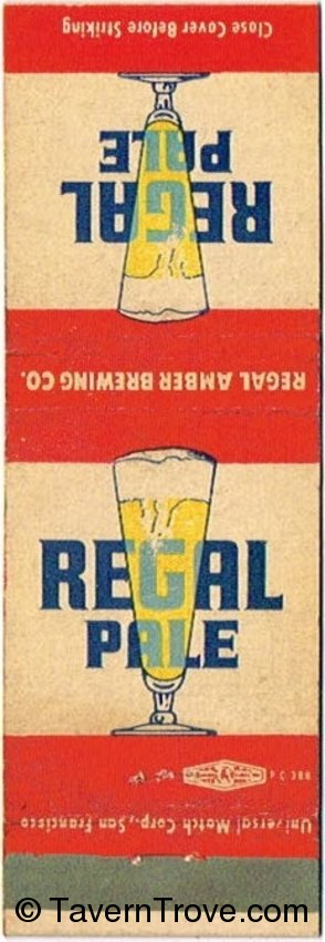 Regal Pale Beer