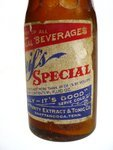 Reif's Special Cereal Beverage