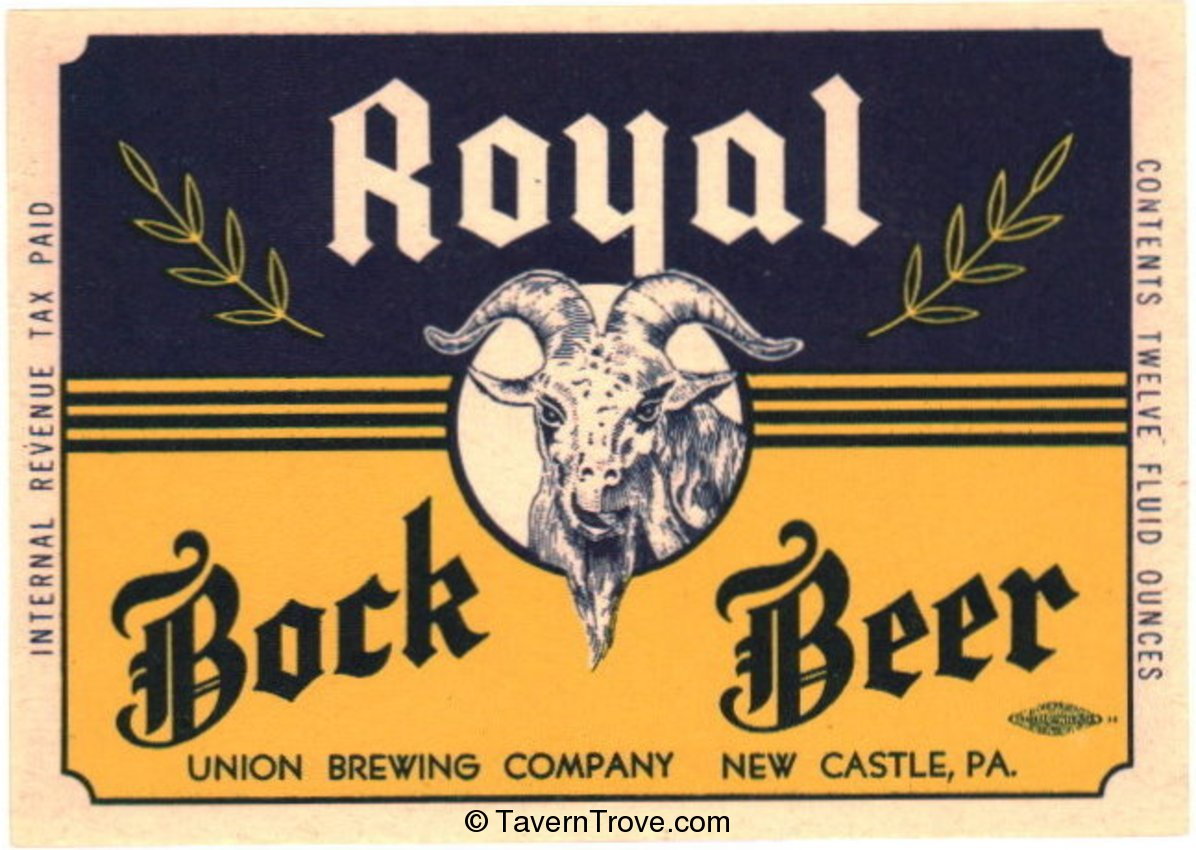 Royal Bock Beer