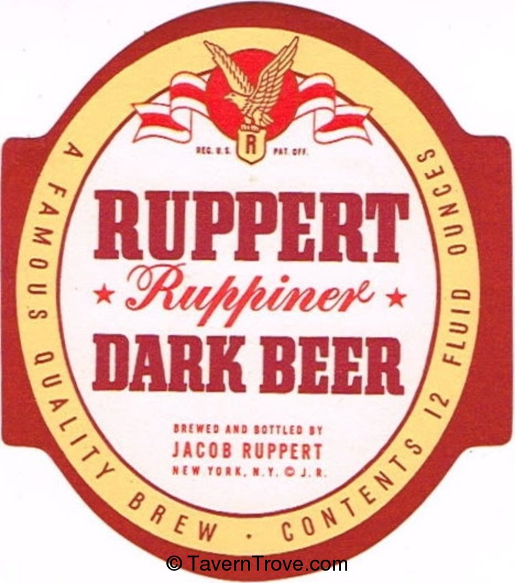Ruppert Ruppiner Dark Beer