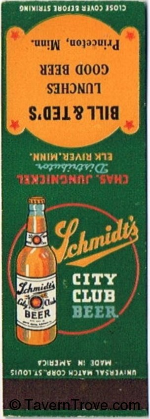 Schmidt's City Club