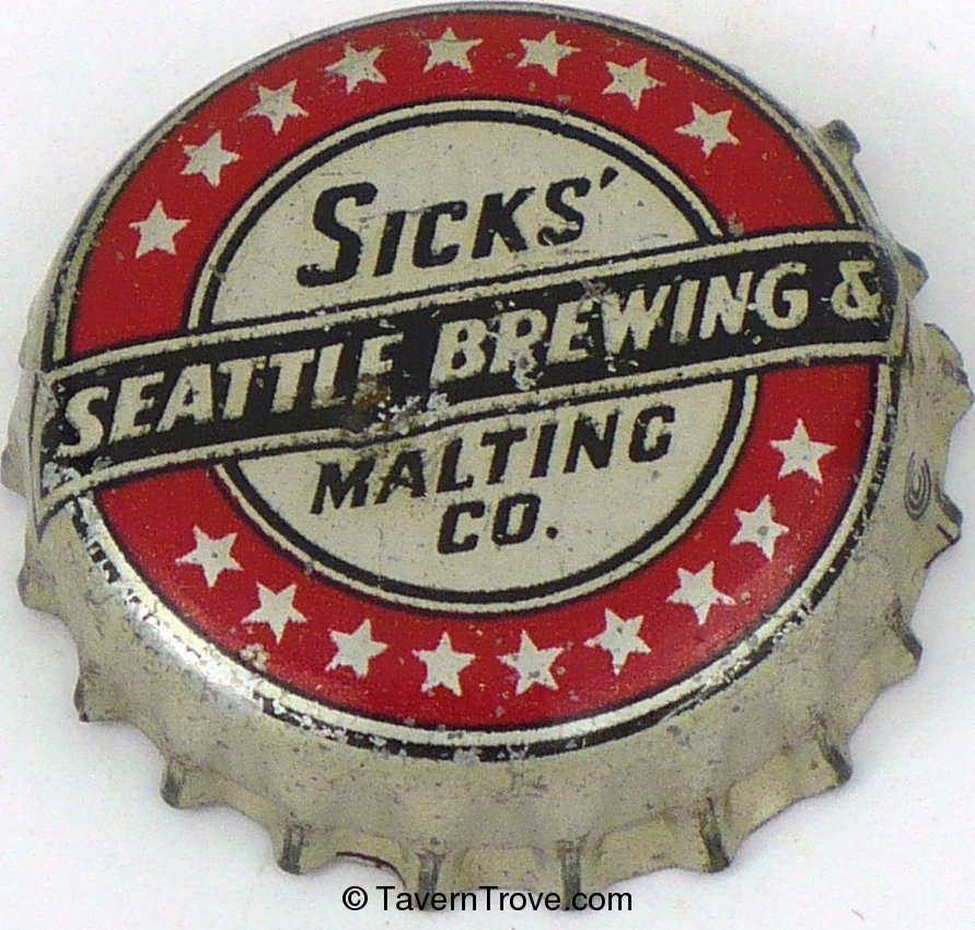 Sick's Seattle Brewing & Malting Co. grey