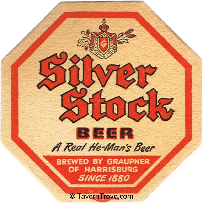 Silver Stock Beer