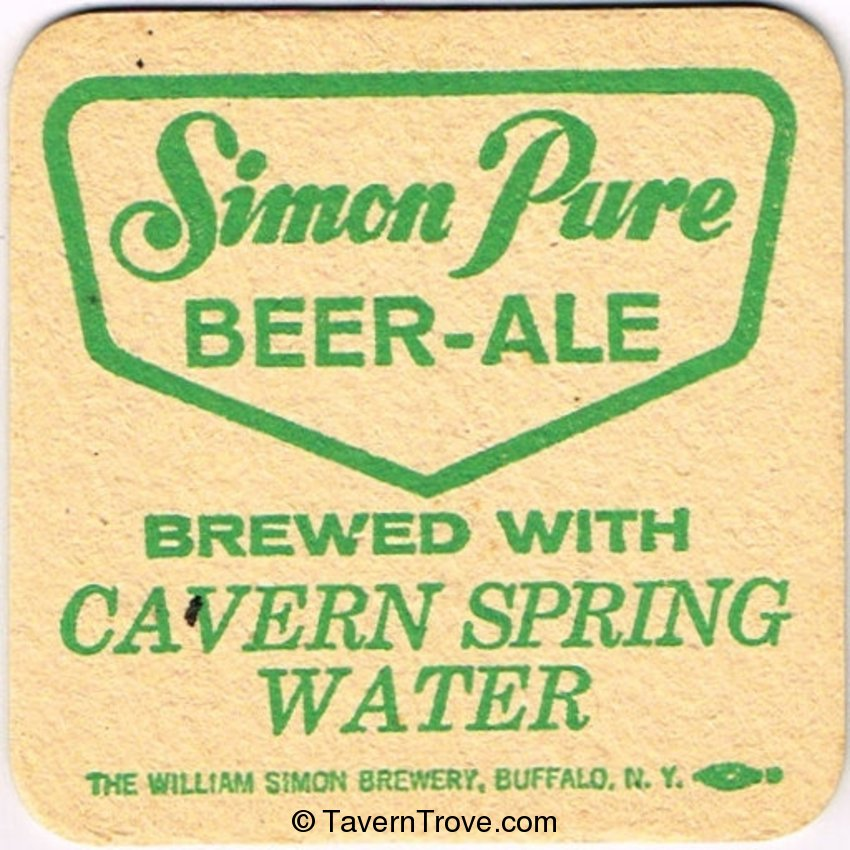 Simon Pure Beer-Ale