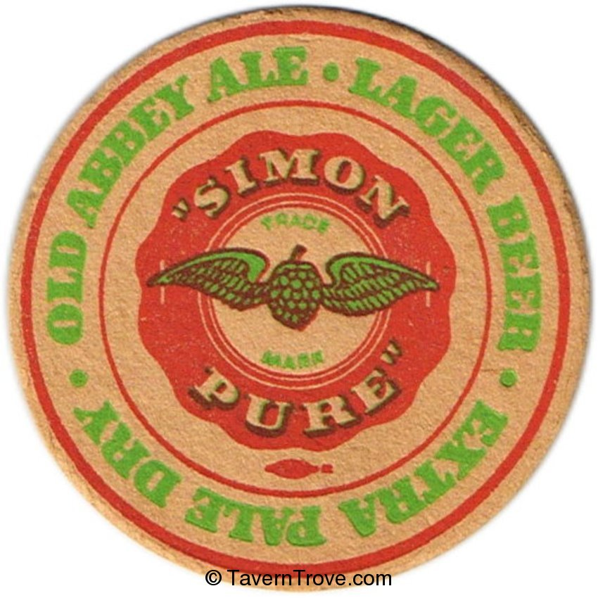 Simon Pure Beer/Old Abbey Ale