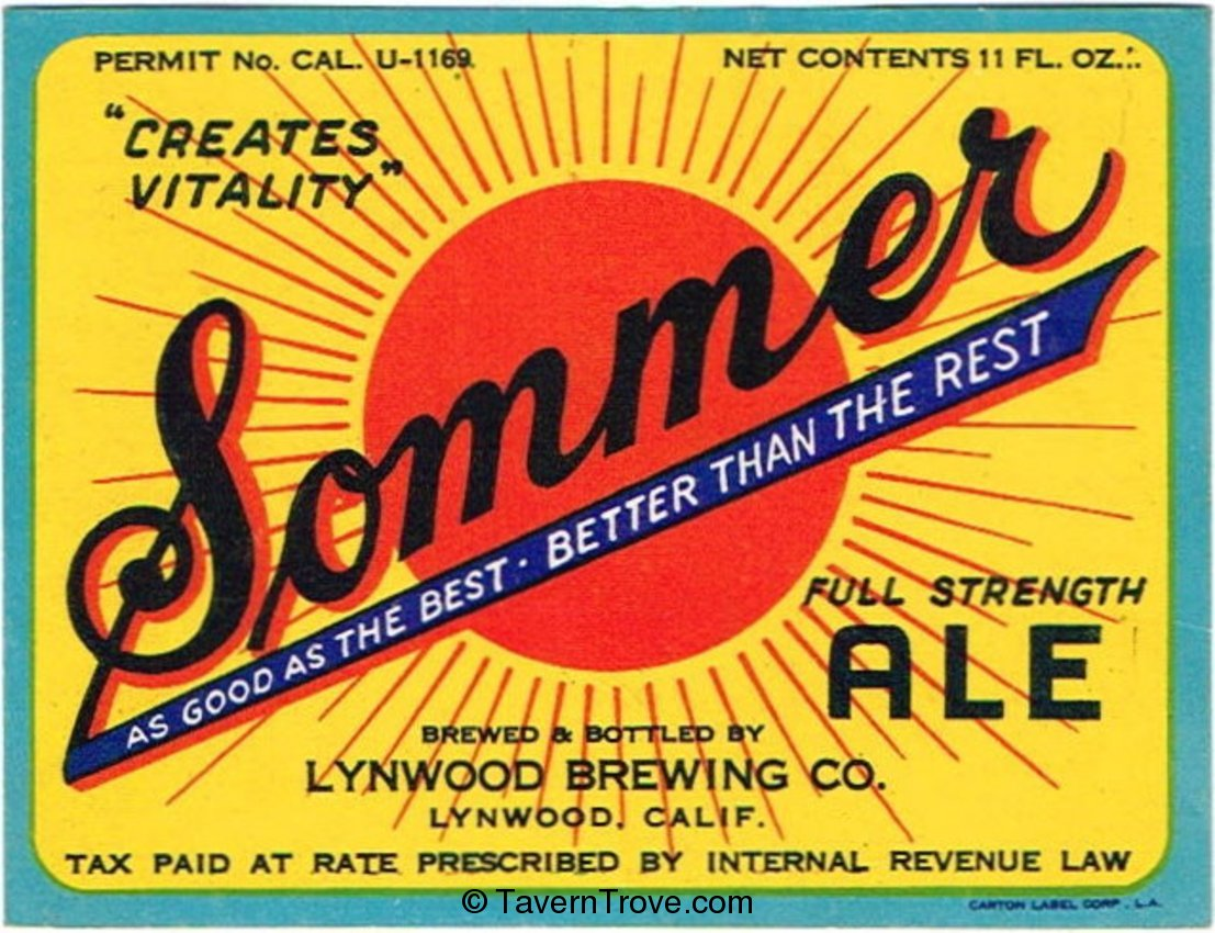 Sommer Ale