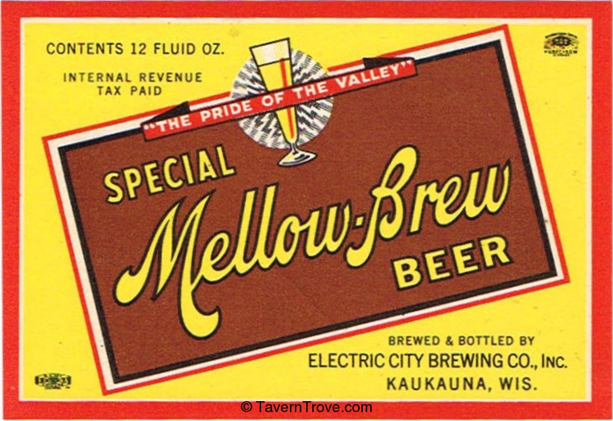 Special Mellow Brew Beer